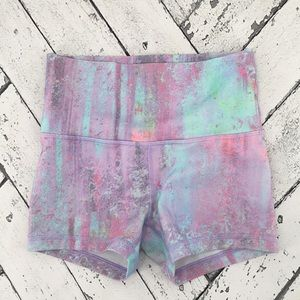 Ivivva Rhythmic Shorts High Low